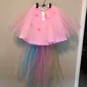 Other - Brand new with tag Rainbow Tutu. Adult Size.